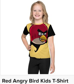 Angry Birds Kids T-Shirt for Sale in Owensboro, KY