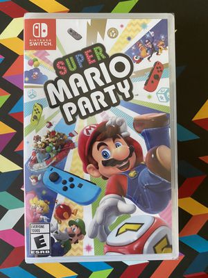 Super Mario Party Nintendo switch for Sale in Santa Clara, CA