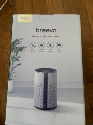 Brand new air purifier tcl hepa for Sale in Altadena, CA