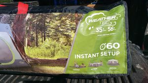 Coleman instant cabin/tent for Sale in Costa Mesa, CA