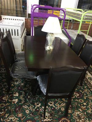 7 of dining set for Sale in Manassas, VA