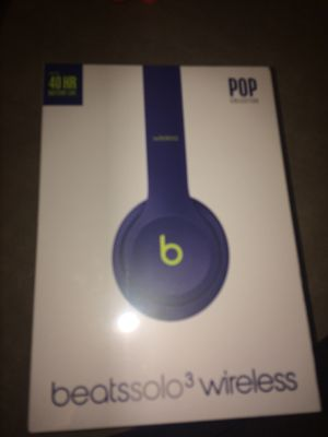 Beatssolo3 wireless for Sale in Pittsburgh, PA