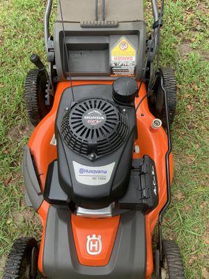 Lawn mower Husqvarna self propelled for Sale in Brandon, FL