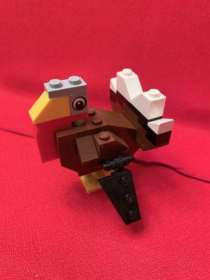 LEGO 40011 Seasonal Exclusive Mini Figure Set - Turkey/no instructions for Sale in Chandler, AZ