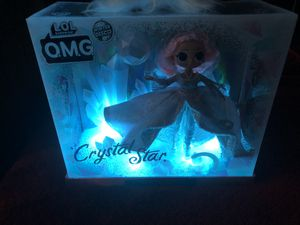 Crystal star lol doll for Sale in San Fernando, CA