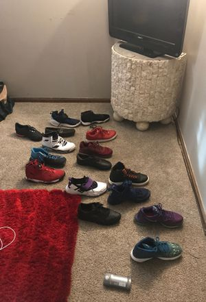 Nike's, Jordan's, pumas, Adidas coats and hats.. for Sale in Columbus, OH