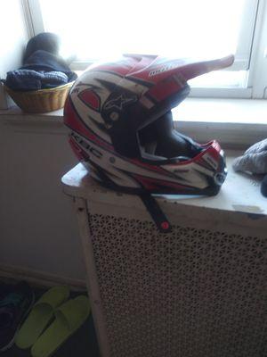 Kbc Motorcycle Helmet storm with a visor for Sale in Philadelphia, PA