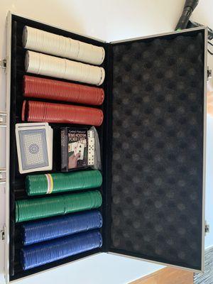 Poker set for Sale in Sturgis, MS