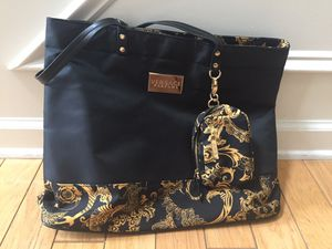 Versace parfums bag with coin purse for Sale in Jamestown, NC