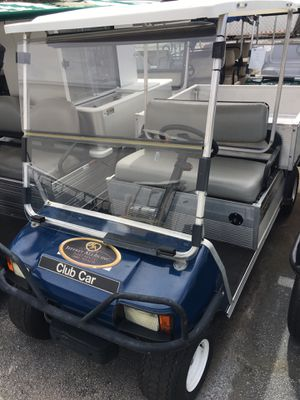 2012 club car carryall gas powered for Sale in Orlando, FL