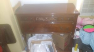 Two drawer antique little table for Sale in Clearwater, FL