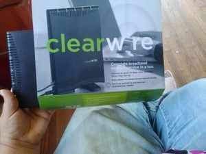 Clear wire internet in. A box for Sale in Charlotte, NC