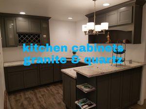 kitchen cabinets &granite &quartz for Sale in Los Angeles, CA
