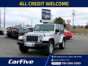 2012 Jeep Wrangler for Sale in Salem, MA