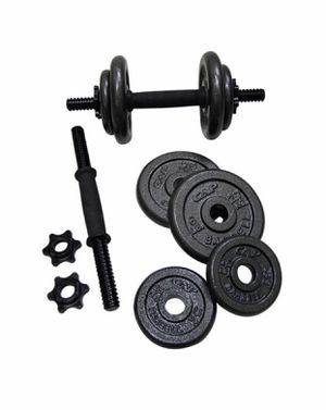 Brand new in the box!! Adjustable 40 lbs dumbbells set for Sale in Lincolnshire, IL