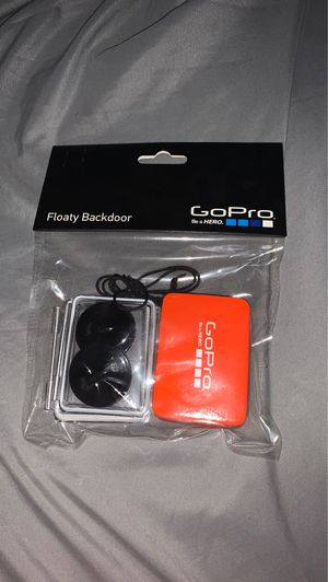 Go Pro Floatable Case for Sale in Riverside, CA