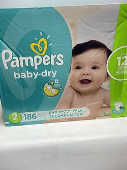 Brand New Pampers Diaper Box for Sale in Brentwood,  CA