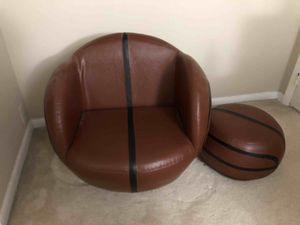 Chair and Ottoman - 2 Pieces for Sale in Springfield, VA