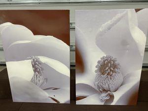 Scan design two canvas art pieces for Sale in Lake Buena Vista, FL