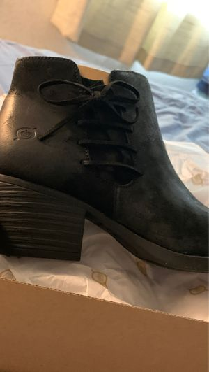 Brand New Black Suede Boots for Sale in Marysville, WA