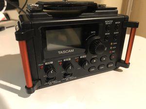Tascam DR-60D Mk II Portable Audio Recorder for Sale in Laguna Hills, CA