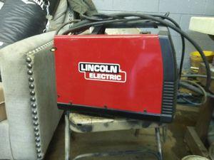 Lincoln welder 140 weld-pak for Sale in Spartanburg, SC