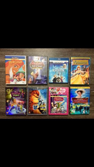 Classic Disney Movies for Sale in Austin, TX