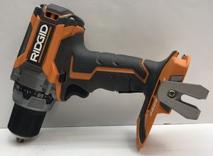 Ridgid tools cordless drill R860054 for Sale in Port St. Lucie, FL