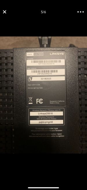 Router for Sale in Lawrence, KS