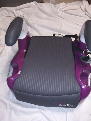 Evenflo amp booster seat kids booster seat for Sale in Livonia, MI