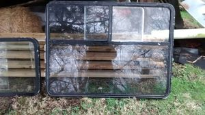 RV, camper, motorhome and/or trailer windows w/screens. for Sale in Mill Run, PA