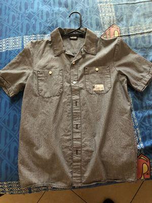 vans collar shirt for Sale in Pompano Beach, FL