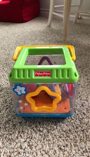FisherPrice Block Imagination Toy for Sale in Temecula, CA
