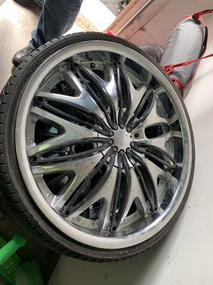 BMW 20 inch rims for Sale in Olney, MD