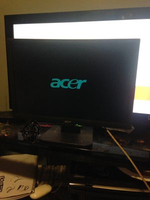 Acer LCD computer monitor for Sale in Everett, MA