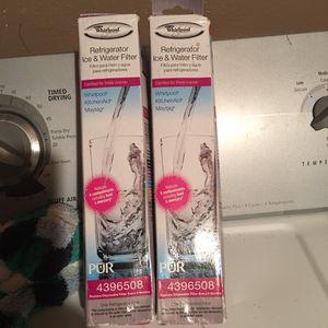 whirpool refrigerator Ice & water filter $15.00 OBO for Sale in Wichita, KS