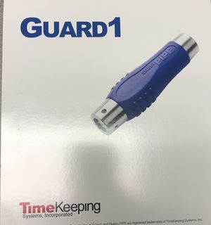 Guard1 Time Keeping System for Sale in Marietta, GA