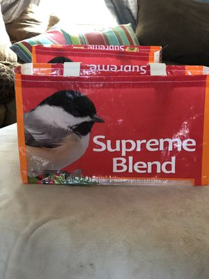 Tote bag - Bird Seed (re-purposed feed sack) for Sale in Dodd City, TX