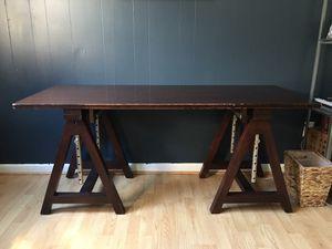 Vintage adjustable height desk for Sale in Austin, TX