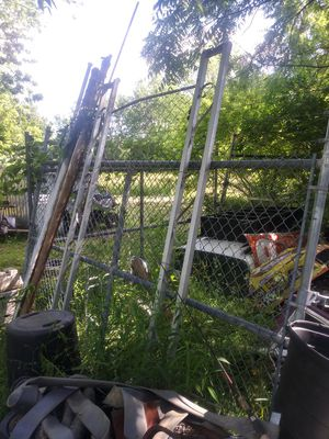 9 steel gates for Sale in Columbus, OH