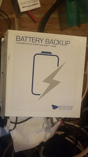 Ecotech battery backup for Sale in Fairfax, VA