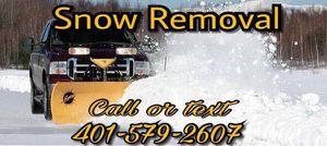 Plow snow for Sale in North Smithfield, RI