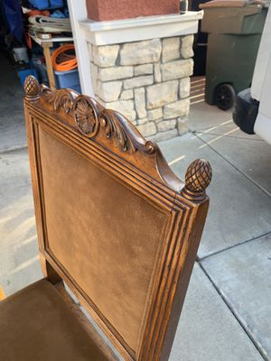 Wooden antique furniture for Sale in Tracy, CA