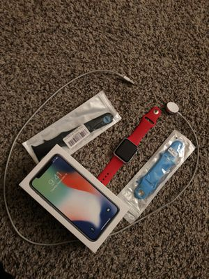iPhone X sprint for Sale in DeSoto, TX