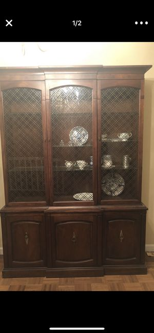 China Cabinet, book Shelf for Sale in Concord, CA