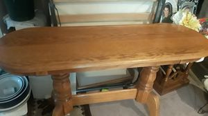 SOFA TABLE GOOD SHAPE ANTIQUE for Sale in Portland, OR