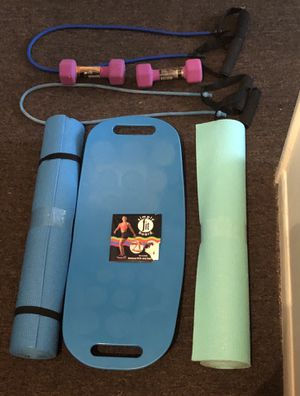 Exercise equipment for Sale in Pottstown, PA