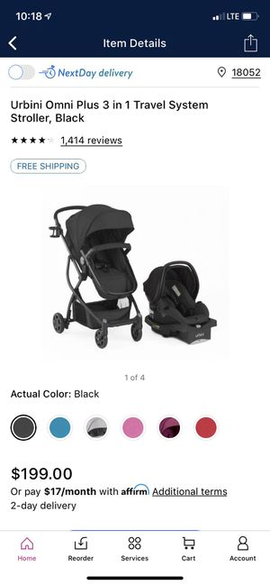 Stroller and car seat for Sale in Bethlehem, PA