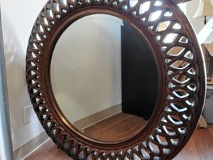 Large detailed mirror for Sale in Vancouver, WA