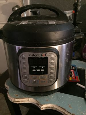 Instant pot for Sale in Turlock, CA